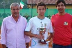 Premiazione Garzelli Finalista