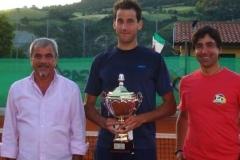 Premiazione Vanni Vincitore Open 2011