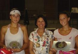 Premiazioni Torneo Open Femminile 2010