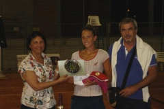 Premiazione Chiara