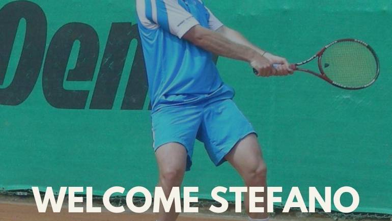 Welcome Stefano