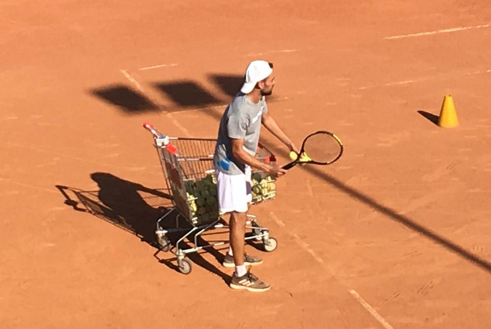 corsi tennis adulti