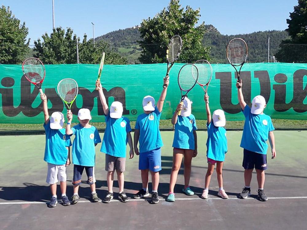 mini tennis bambini