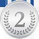 medaglia argento