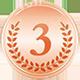 medaglia bronzo